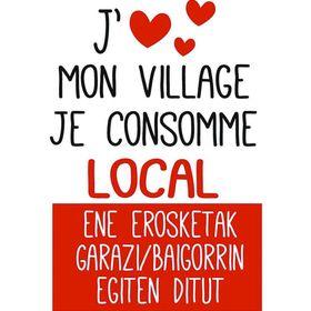 Soutenez l'économie locale